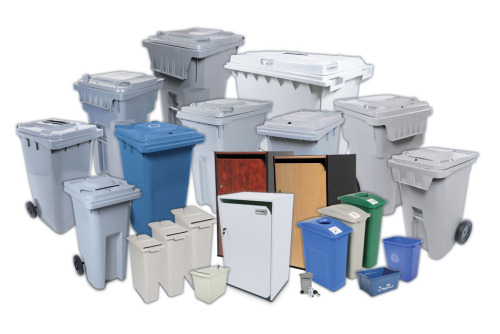 Bin & Container Options